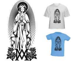 #19 cho Draw a picture of Mary/ Ilustrar uma imagem de Maria bởi rebces