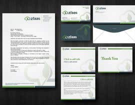 #16 for Design some Business Cards, stationery and a Powerpoint slide template for zfaas Pty Ltd by ConceptFactory