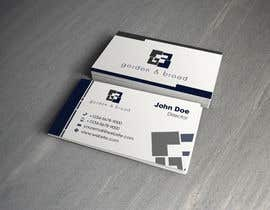 nº 24 pour Design a Business Cards par raywind