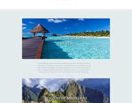 #9 for Build a Tourism Website Design af alssiha