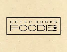 #227 untuk Design a Logo for Upper Bucks Foodie oleh salutyte