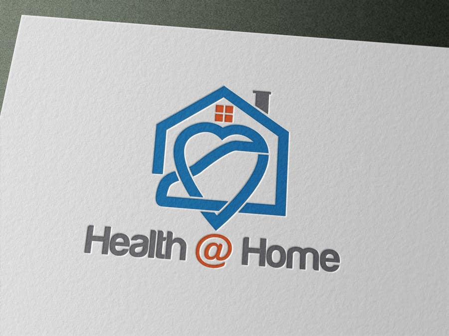Penyertaan Peraduan #54 untuk Health @ Home