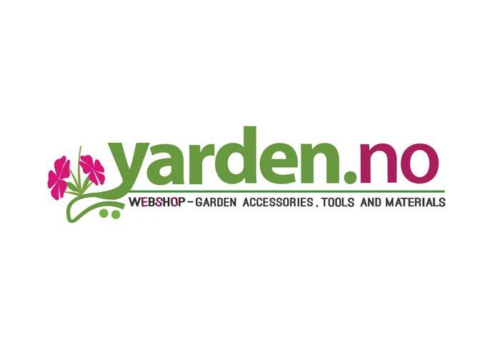 Contest Entry #                                        111                                      for                                         Logo Design for yarden.no
