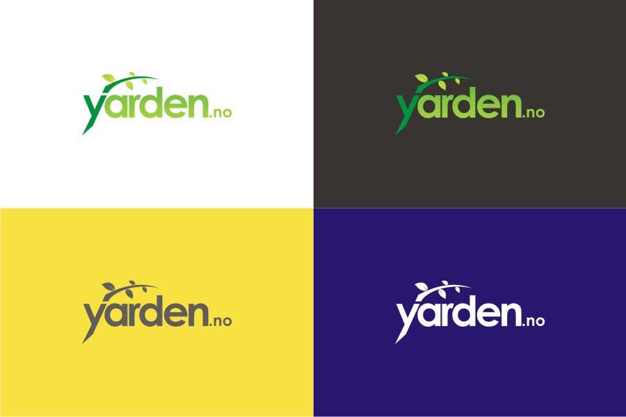 Entri Kontes #94 untukLogo Design for yarden.no