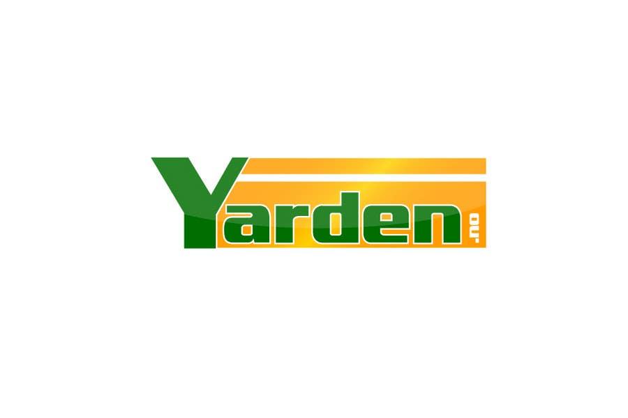 Entri Kontes #93 untukLogo Design for yarden.no