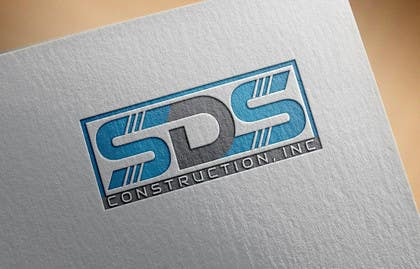 alikarovaliya tarafından Design a Logo for SDS Construction, Inc. için no 71