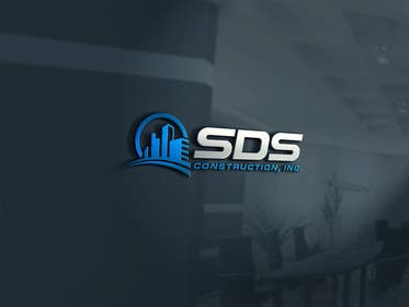 #56 for Design a Logo for SDS Construction, Inc. af johanfcb0690