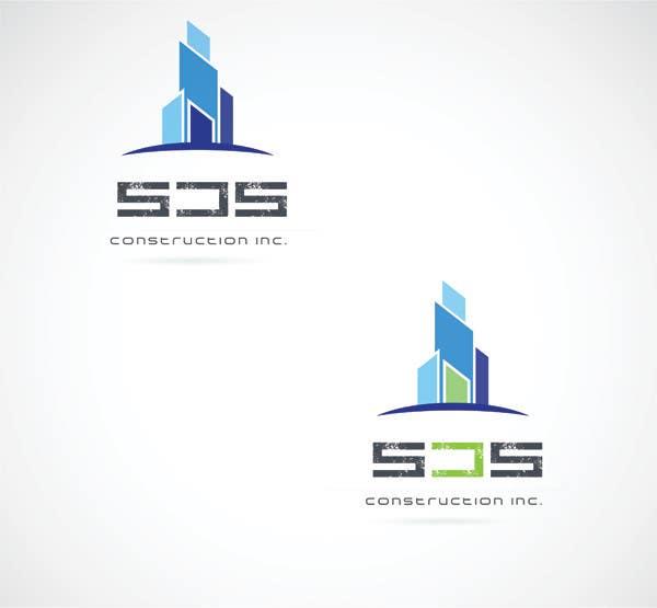 Konkurrenceindlæg #84 for Design a Logo for SDS Construction, Inc.