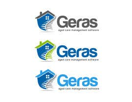 #118 para Develop a product logo for Geras (an aged care/rest home management software) por alexandracol