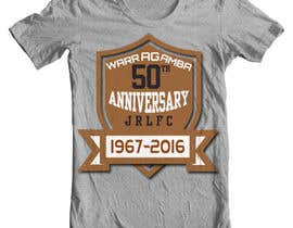 #12 for Design a Logo for 50th Anniversary by kimkhoy