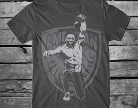 #17 untuk Design a T-Shirt for AmericanBarbell.com oleh db1404