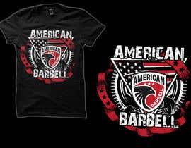 #50 for Design a T-Shirt for AmericanBarbell.com af simrks
