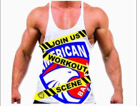 #56 untuk Design a T-Shirt for AmericanBarbell.com oleh Gletjr