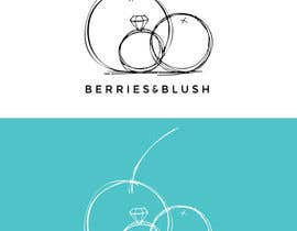 #38 for Design a Logo for Berries and Blush af SophieCarrot