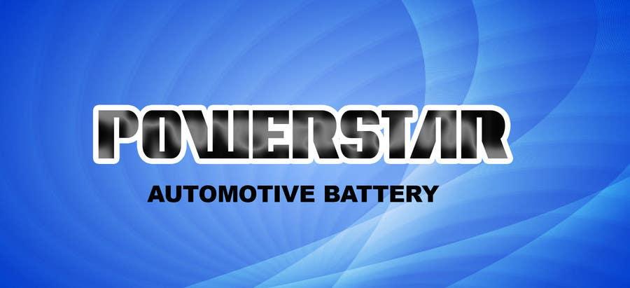Penyertaan Peraduan #15 untuk Design a Banner for automotiva battery label