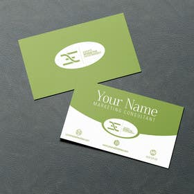 #17 untuk Design Business Cards for EIE oleh sameer6292