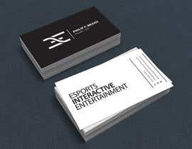 #3 untuk Design Business Cards for EIE oleh shyRosely