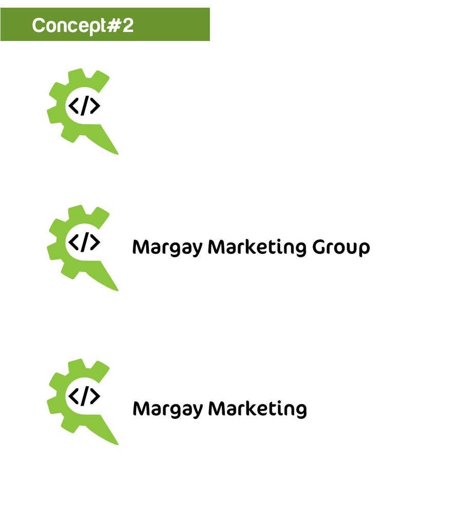 Konkurrenceindlæg #6 for Simple Logo Design: Margay Marketing Group