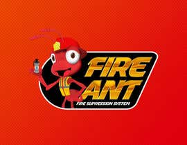 daniel20xa tarafından Design a Logo for Fire Ant fire suppression system için no 50