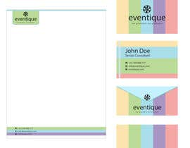 #15 untuk Design Stationery for events company oleh laurentiufilon