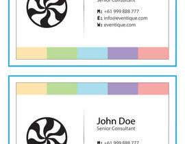 #20 untuk Design Stationery for events company oleh laurentiufilon