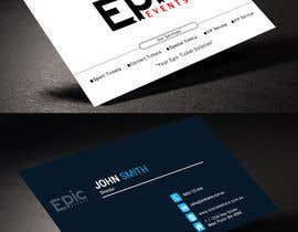 #18 for Design some Business Cards for a Ticket Business af rahabikhan