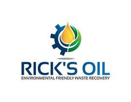 #208 untuk Design a Logo for Rick's Oil Recovery oleh robbyna