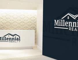#111 untuk Millennial Logo oleh bhaveshdobariya5