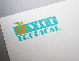 #36 cho Design a Logo for Vice Tropical bởi Gulayim