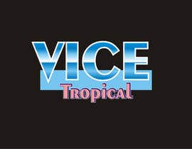#44 cho Design a Logo for Vice Tropical bởi bv77