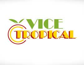 #15 cho Design a Logo for Vice Tropical bởi heloveshah