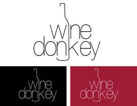 #146 for Logo Design for Wine Donkey by feddyups