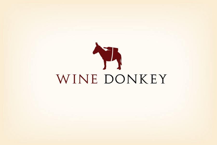 Inscrição nº 227 do Concurso para Logo Design for Wine Donkey