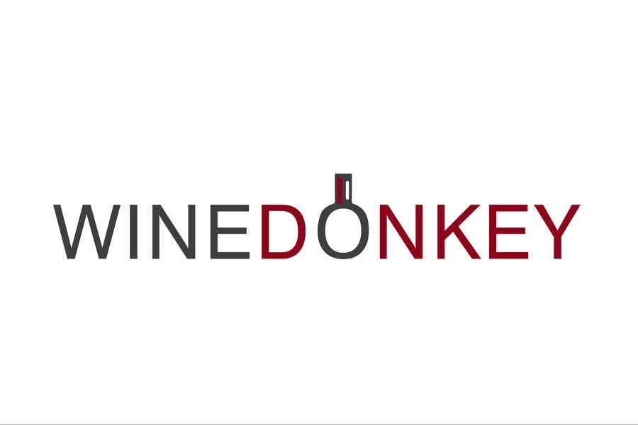 Contest Entry #391 for Logo Design for Wine Donkey