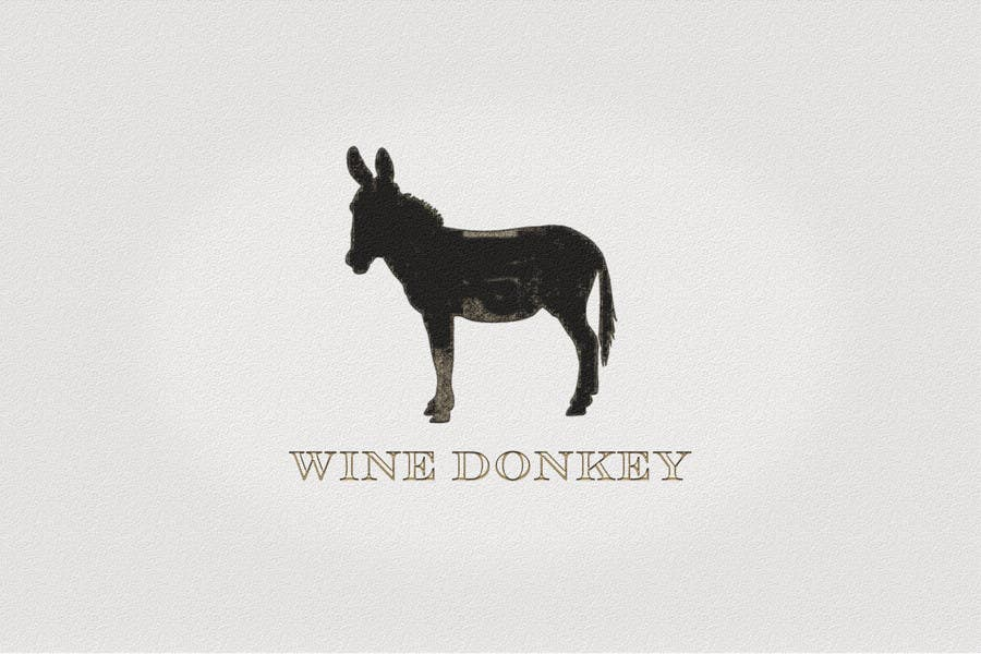 Contest Entry #529 for Logo Design for Wine Donkey