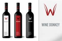 Graphic Design Inscrição do Concurso Nº273 para Logo Design for Wine Donkey