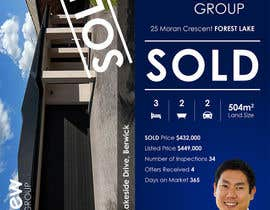 #33 untuk Design a Real Estate Flyer oleh dsquarestudio