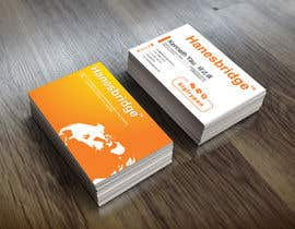 chanmack tarafından Design some Business Cards for Hanesbridge için no 3