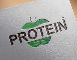 #257 untuk Logo design for PROTEIN oleh creazinedesign