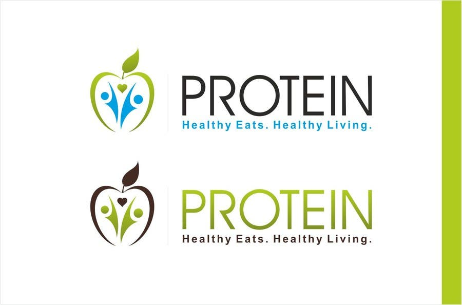 Entry 259 By Creazinedesign For Logo Design For Protein Freelancer