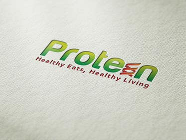 affineer tarafından Logo design for PROTEIN için no 301