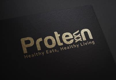 affineer tarafından Logo design for PROTEIN için no 302