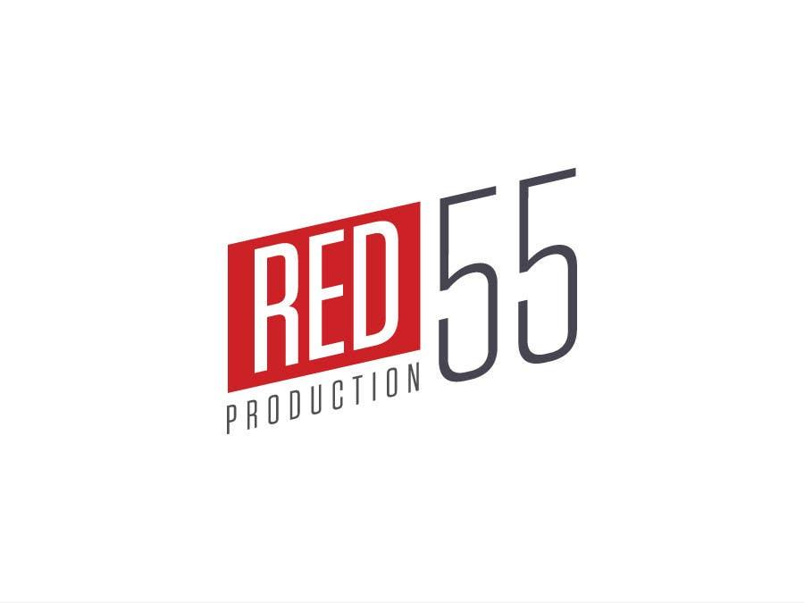 Bài tham dự cuộc thi #                                        213                                      cho                                         Logo for Red55 Production
