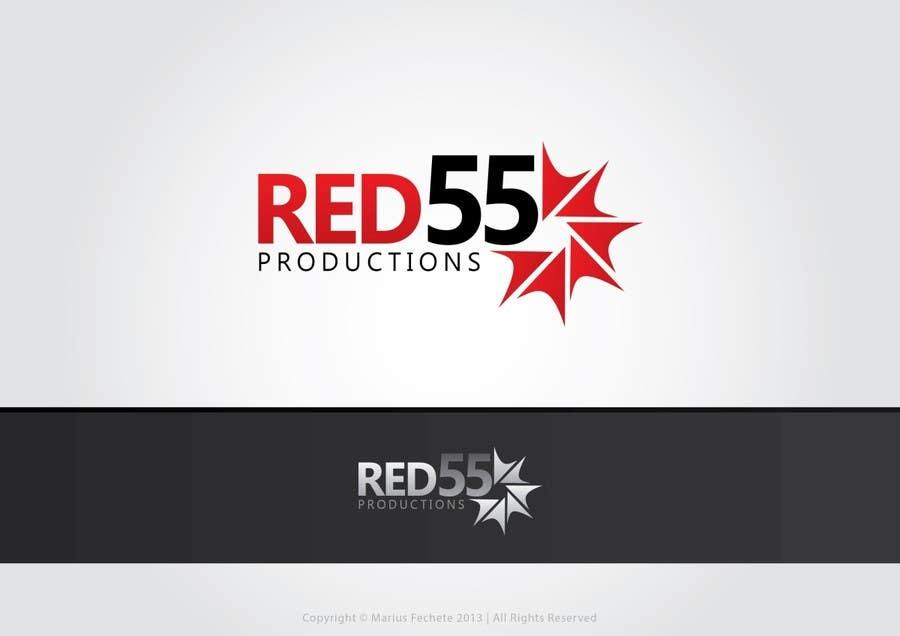 Bài tham dự cuộc thi #                                        183                                      cho                                         Logo for Red55 Production