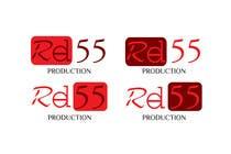 Bài tham dự #68 về Logo Design cho cuộc thi Logo for Red55 Production