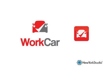 #186 untuk Design a Logo for WorkCar oleh SergiuDorin