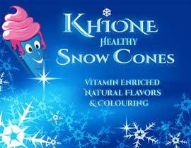 biswajitgiri tarafından Khione Snow Cones Banner için no 15