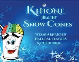 i3creators tarafından Khione Snow Cones Banner için no 48