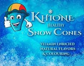 rasithagamage tarafından Khione Snow Cones Banner için no 34