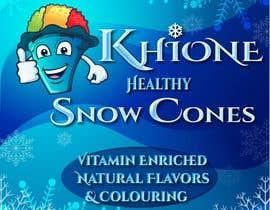 rasithagamage tarafından Khione Snow Cones Banner için no 43